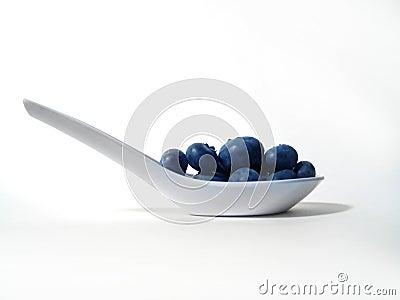 Blueberry Scoop