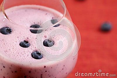 Blueberry Smoothie