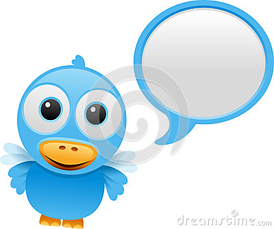 Bluebird talking