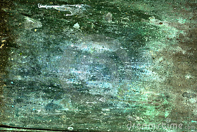 Bluegreen Grungy Background