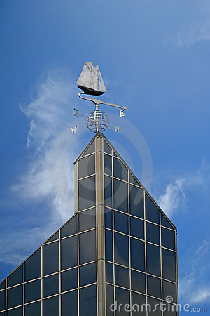 Bluenose Weather Vane