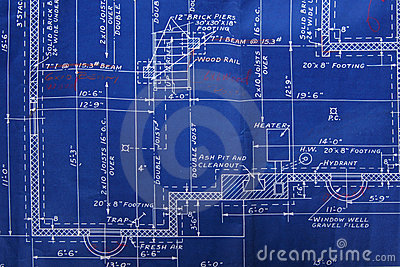Blueprint detail