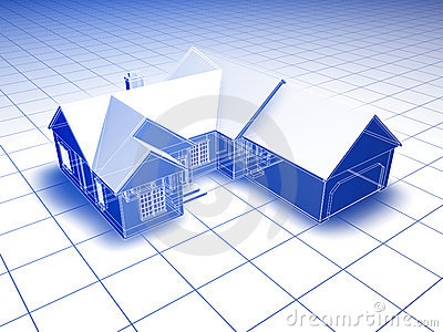 Blueprint House
