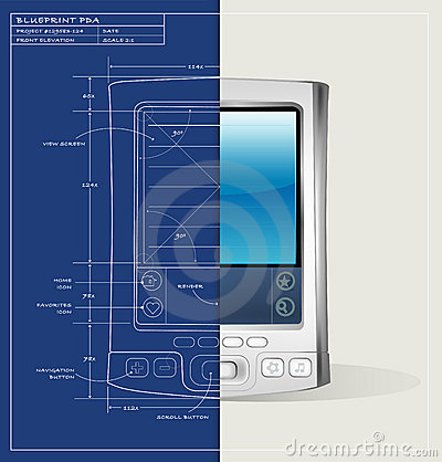 Blueprint PDA Device