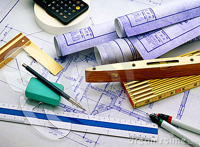 Blueprints with tools