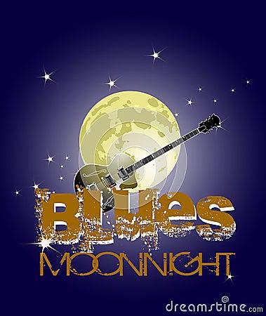 Free Blues Moon Royalty Free Stock Photo - 12615475