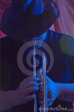 Free Blues Musician  Stock Photos - 24443