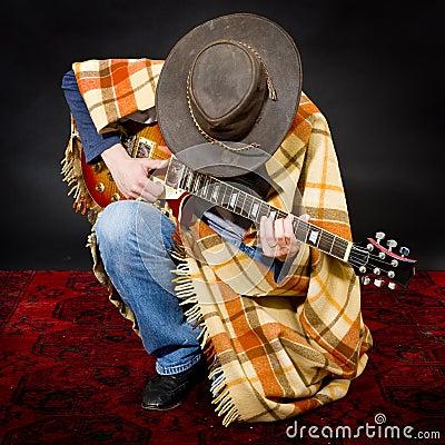 Free Blues Rock Royalty Free Stock Image - 13256206