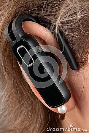 Bluetooth hands-free
