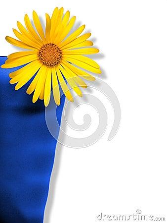 Blume im Cup