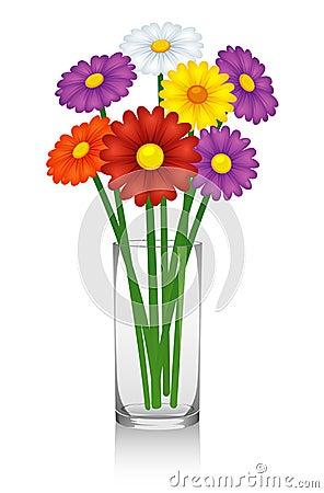 blumen im vase stockfoto bild 26582720. Black Bedroom Furniture Sets. Home Design Ideas
