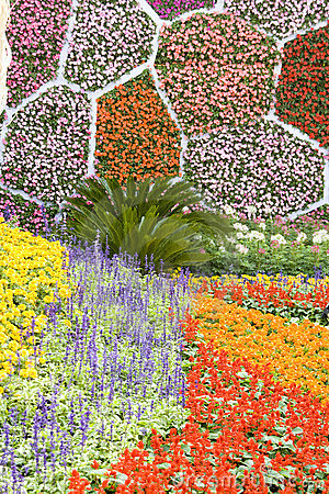 Blumen verzieren