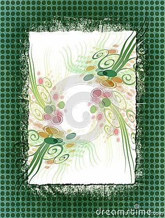 Blumenpapier