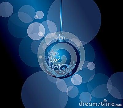 Blur blank bubble