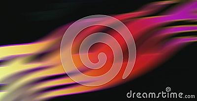 Blur Flame