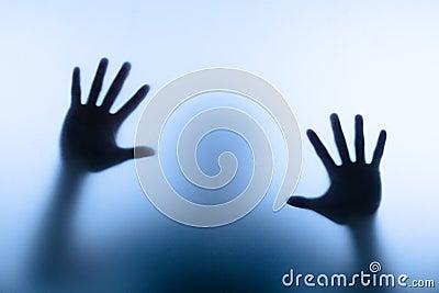 Blur hand