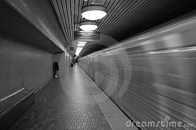 Blur Train