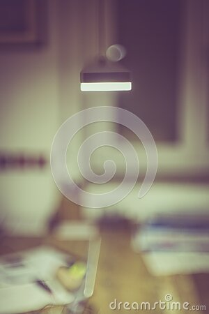 Blurry Office Interior Free Public Domain Cc0 Image