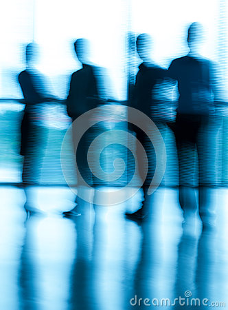 Free Blurry People Royalty Free Stock Photo - 32194675