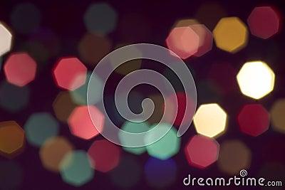 Blurry stars