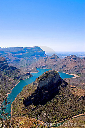 Free Blyde River Canyon Stock Photography - 6714832
