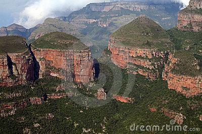 Blyde River Canyon, Drakensberg, South Africa