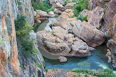 Blyde River Canyon,South Africa, Mpumalanga, Summer  Landscape