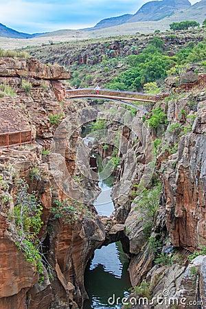 Blyde River Canyon,South Africa, Mpumalanga, Summer  Landscape