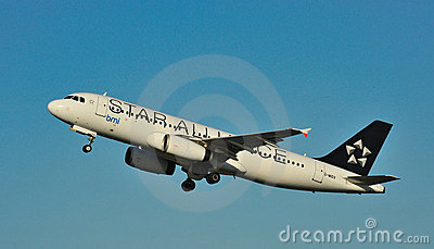 BMI Airbus A320 Editorial Stock Photo