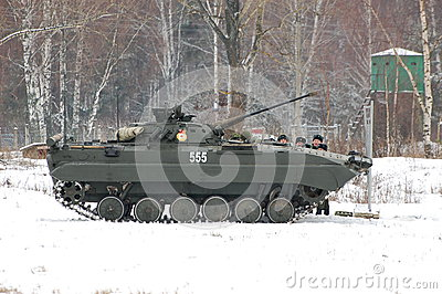BMP-2 Editorial Image