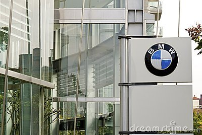 Bmw Editorial Stock Photo
