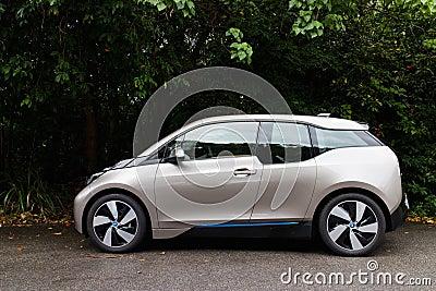 BMW i3 e-drive 2014 test drive