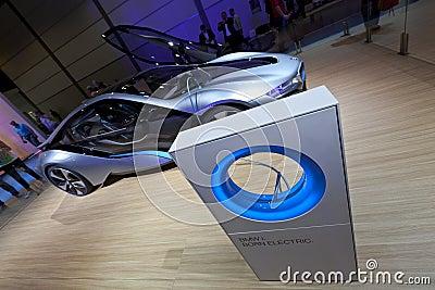 BMW i8 Editorial Photo