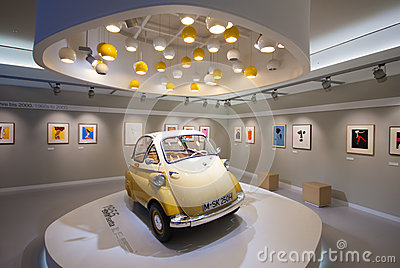 BMW Isetta Editorial Image