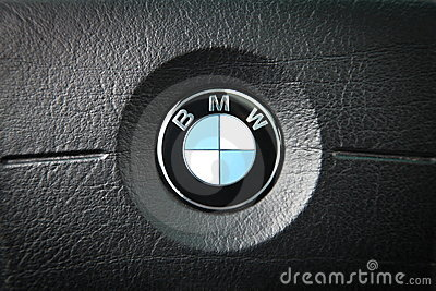 BMW Logo Editorial Stock Photo