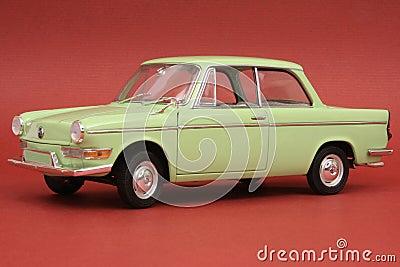 BMW LS Luxus 1962
