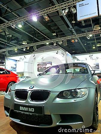BMW M3 Editorial Stock Image