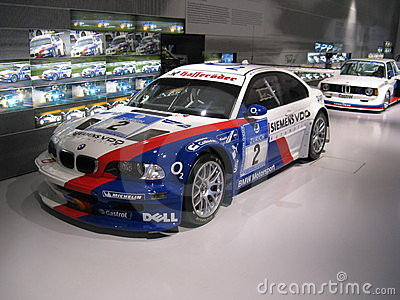 BMW M3 E46 GTR Editorial Photo