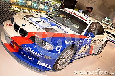 BMW M3 GTR 2004 Editorial Photo