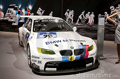 BMW M3 Rally edition Editorial Photography