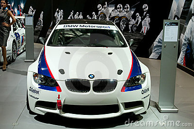 BMW M3 Rally edition Editorial Photo