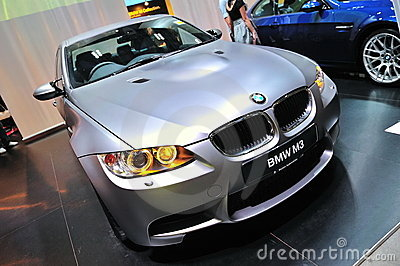 BMW M3 Sedan Editorial Image