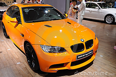 Bmw m3 tiger edition Editorial Photography