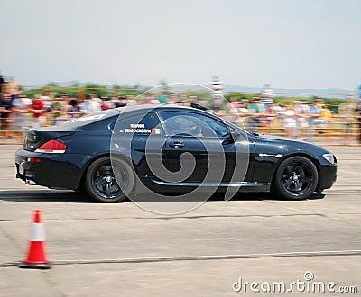 BMW M6 Editorial Stock Image