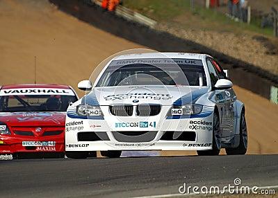 BMW Matt Jackson Editorial Stock Photo
