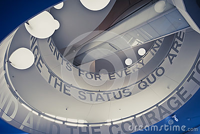 BMW Museum Editorial Stock Photo