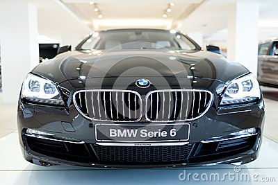 BMW 6 Series Editorial Photography