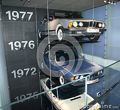 BMW welt Editorial Photo