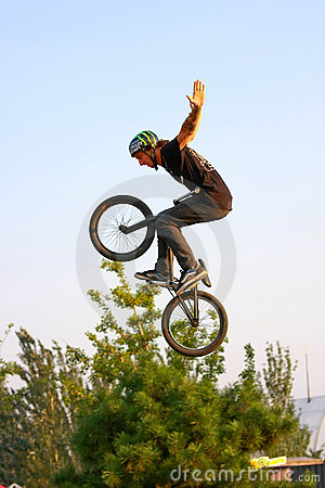 BMX Editorial Photography