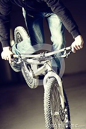 Free BMX Royalty Free Stock Image - 20845806